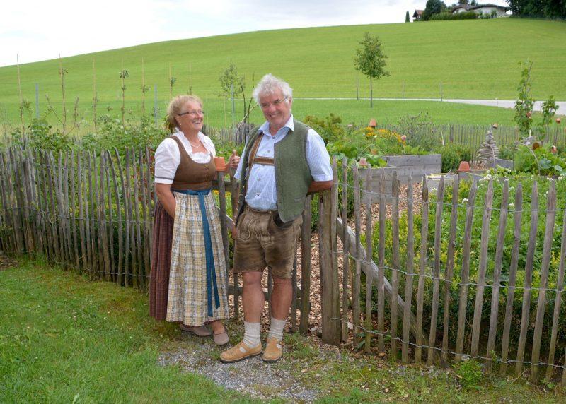 Bauerngarten Sonneninsel Seekirchen